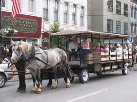Broomtail Wagon & Carriage Rides